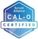 Agile Leadership CAL-O Badge